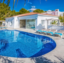 Villa - Re-Sale - Moraira - Moraira
