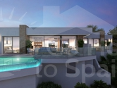 New Build · Villa Benitachell · Benitachell - Cumbres del Sol