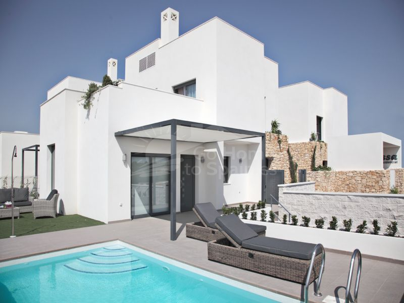 New Build · Villa Rojales · Benimar