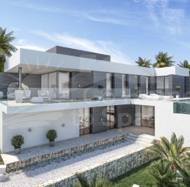 Villa - Re-Sale - Moraira - La Sabatera