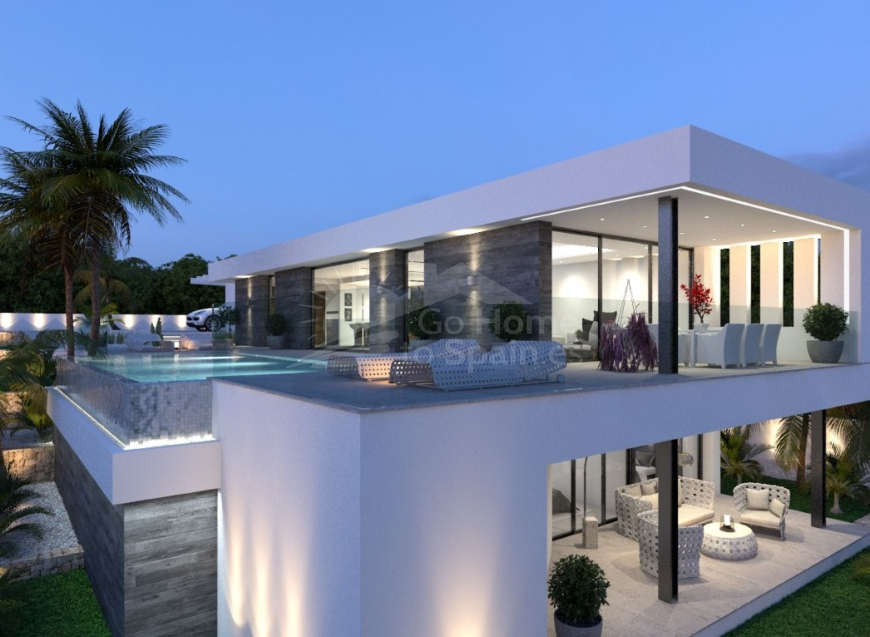 Re-Sale · Villa Moraira · La Sabatera