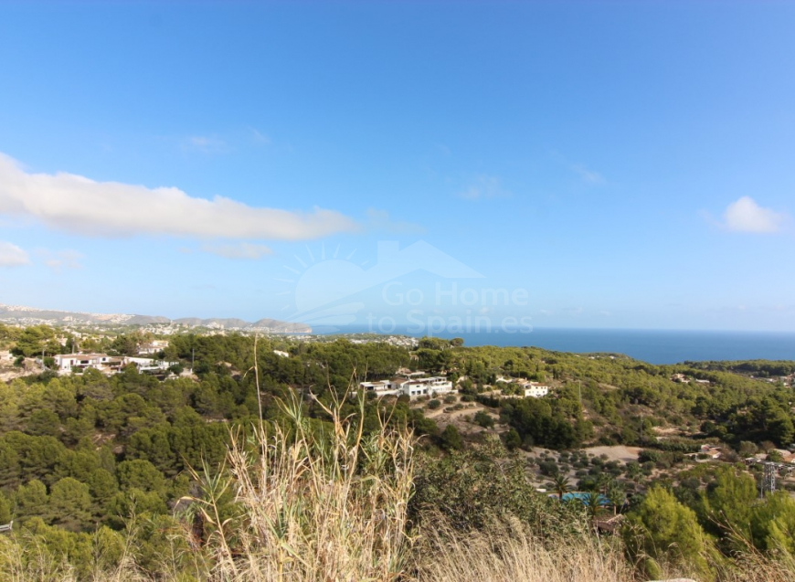 Re-Sale · Building plot Benissa Coast · La Fustera