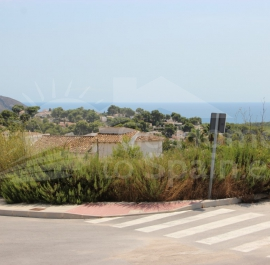Building plot - Re-Sale - Moraira - Moraira