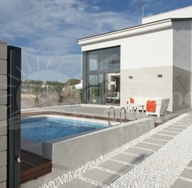Villa - New Build - Santiago de la Ribera - Costa Cálida