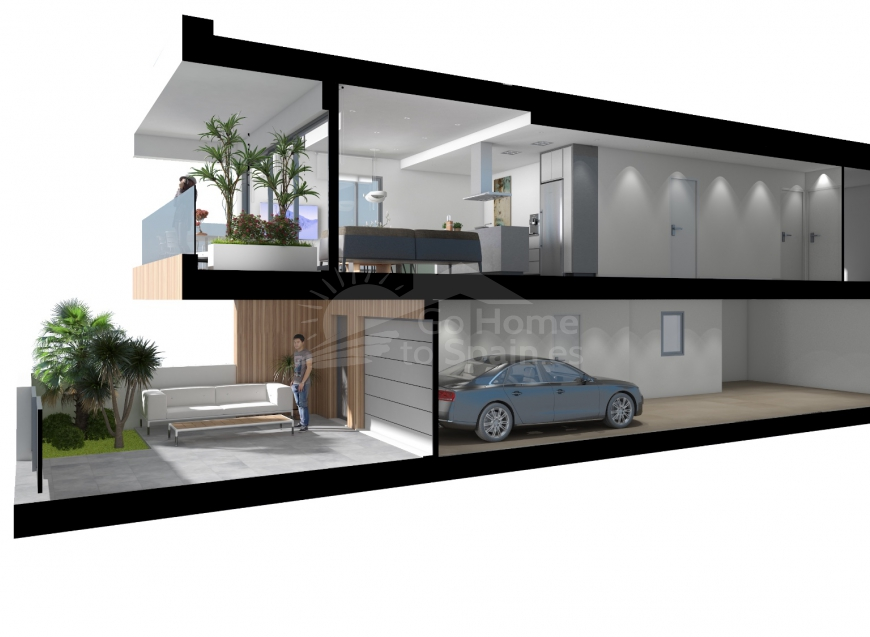 New Build · Duplex Gran Alacant