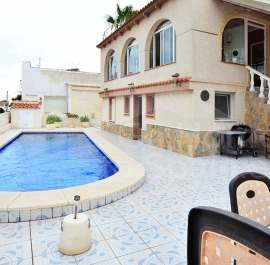 Villa - Re-Sale - Orihuela Costa - Villamartin