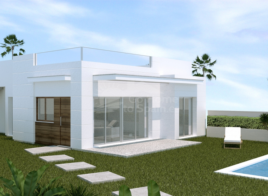 New Build · Villa Los Montesinos · La Herrada