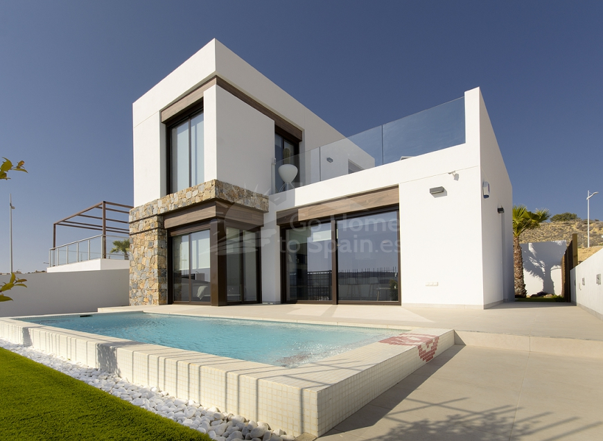 New Build · Villa Algorfa · La finca Golf