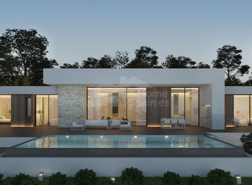New Build · Villa Javea