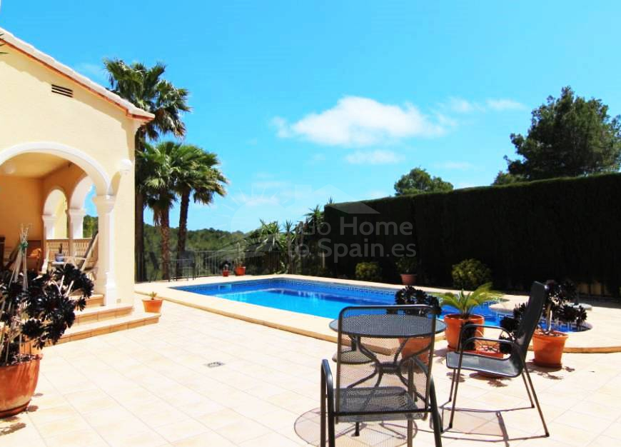 Re-Sale · Villa Benissa Coast · Alicante